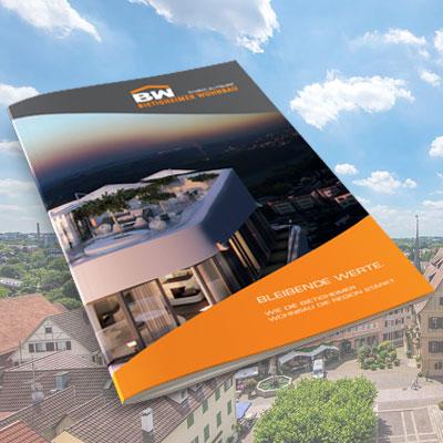 Bietigheimer Wohnbau GmbH Broschüre