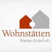 Wohnstätten Wanne-Eickel eG Logo