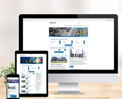 Website_Wohnungsunternehmen_Staewog