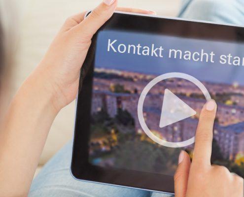 Unternehmensfilm_Wohnungsbau_Kontakt
