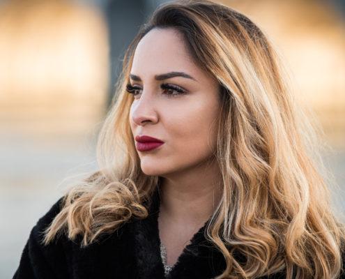 Annahita Maghsoodi - Instagram-Influencerin.