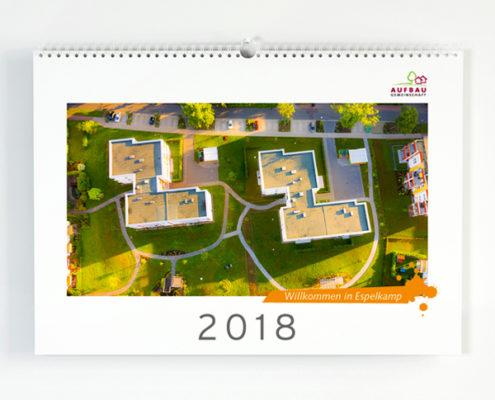 Kalender der Aufbaugemeinschaft Espelkamp