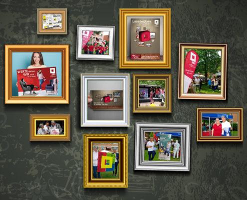 Collage 70 Jahre RBS