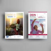 Mietermagazine der JADE Immobilien Management GmbH und der Buxtehuder Wohnungsbaugenossenschaft