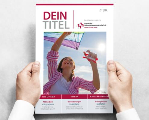 Buxtehuder Mietermagazin, Titel