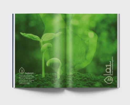 Geschäftsbericht der GSG Neuwied, Element Erde