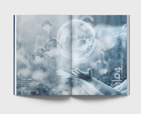 Geschäftsbericht der GSG Neuwied, Element Luft