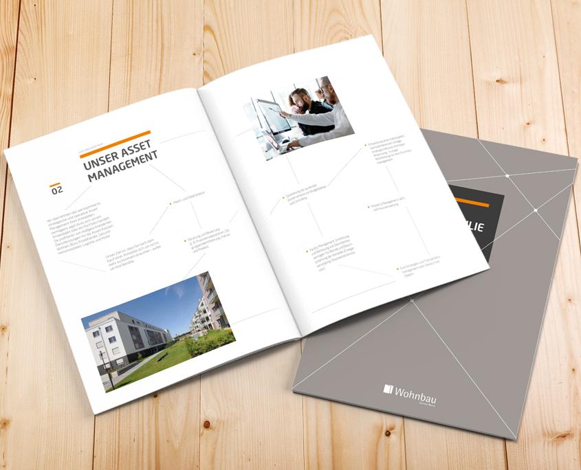 Hausverwaltung Wohnbau Service Bonn GmbH Imagebroschüre