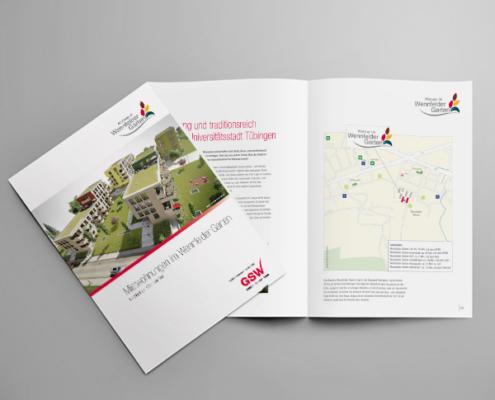 Neubau Wennfelder Garten der GSW Sigmaringen: Exposé Vermietung