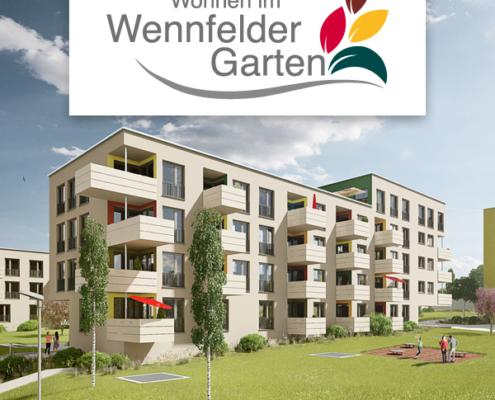 Das Neubauprojekt der GSW Sigmaringen in Tübingen