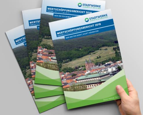 Wertschöpfungsbericht der Stadtwerke Neustadt an der Weinstraße
