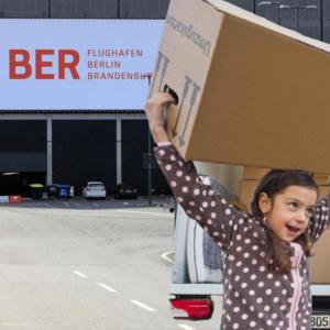 Satire: Hauptstadtflughafen wird Wohnraum