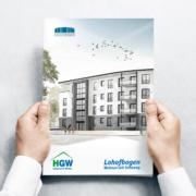 HGW Herne: Neubau Lohofbogen