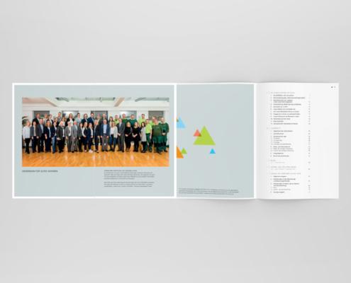 Geschäftsbericht 2018 der GEWOBAU Essen
