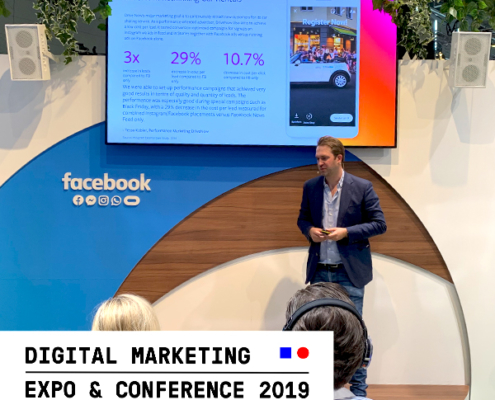 Digital Marketing Expo & Conference 2019