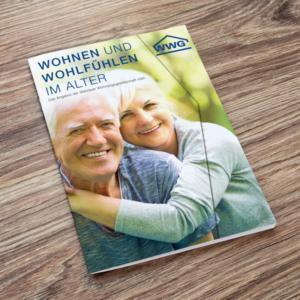 die Seniorenbroschüre der WWG