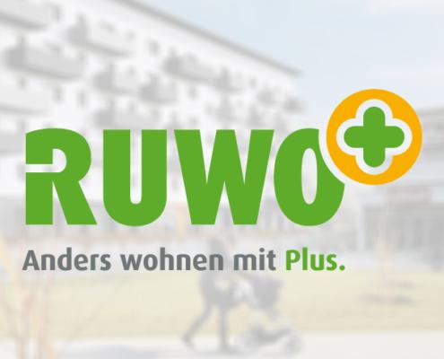 RUWO plus Logo
