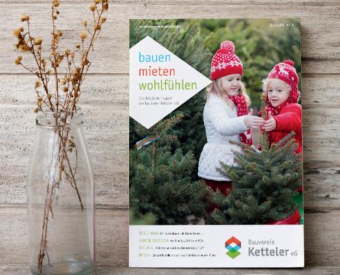 Mietermagazin des Bauvereins Ketteler