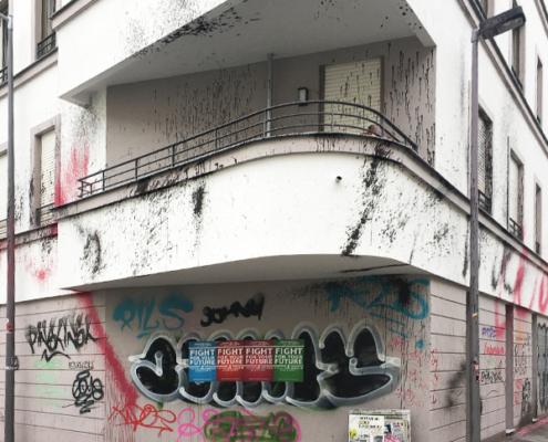 Leipzig Graffiti