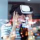 Virtual Reality-Brille