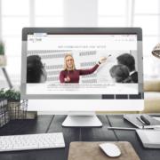 s+f-Website: Relaunch 2019