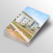 Neuer Geschäftsbericht 2019 der Aufbaugemeinschaft Espelkamp
