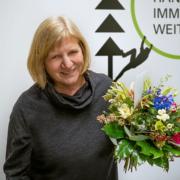 Anita Behrens feierte ihr 20. Jubiläum