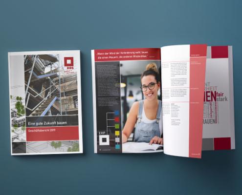 Geschäftsbericht 2019 der Rheinisch-Bergischen Siedlungsgesellschaft