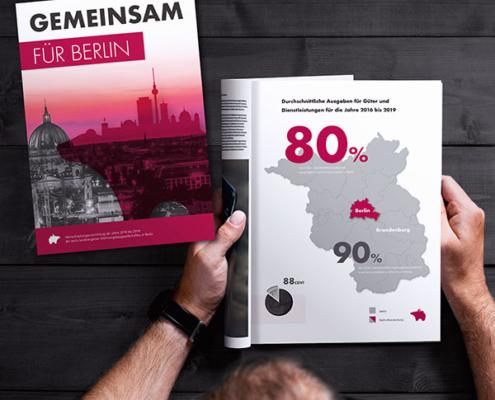 Der zweite Wertschöpfungsbericht der sechs landeseigenen Berliner Wohnungsbauunternehmen