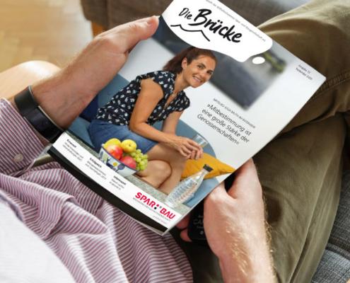 """""""Die Brücke"""" der SPAR + BAU: erste Ausgabe nach Relaunch"""