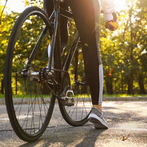 Radfahren ist im Trend - Stellplätze rar