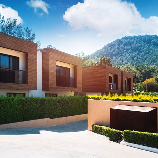 Nachhaltige Wohnungsunternehmen setzen auf alternative Bauweisen