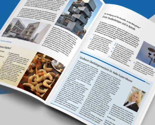 Bericht im Mietermagazin über HuB der GEWOBAU Bad Kreuznach